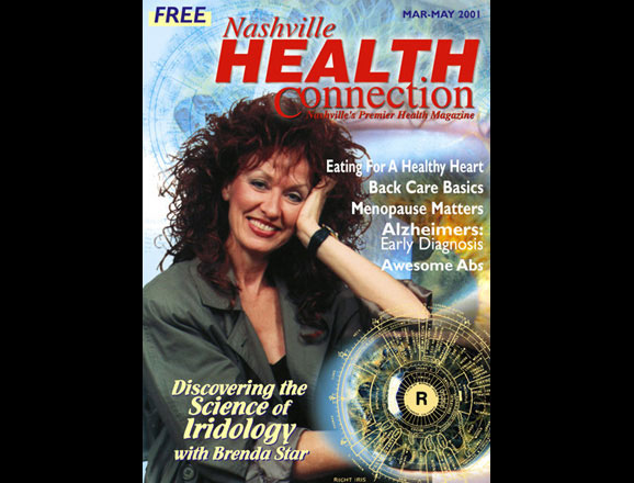 Magazine cover for Nashville Health Connection
