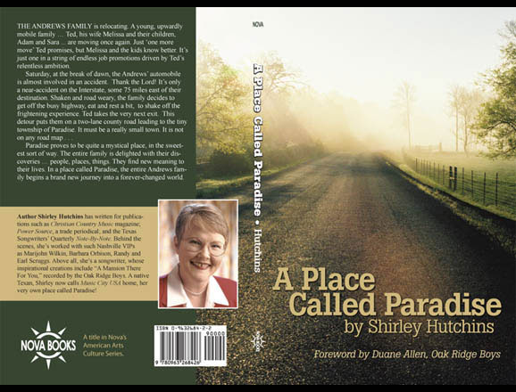 Cover of 'A Place Called Paradise'